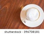 cappuccino coffee | Shutterstock . vector #396708181