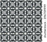 geometric line monochrome...   Shutterstock .eps vector #396709999