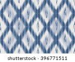 geometric ethnic oriental ikat... | Shutterstock .eps vector #396771511