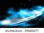 digital illustration of digital ... | Shutterstock . vector #39680677