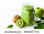 Healthy Green Smoothie And...