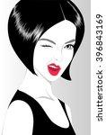 vector illustration of the... | Shutterstock .eps vector #396843169