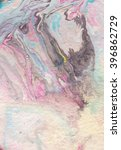 Pastel Watercolor Marble Texture