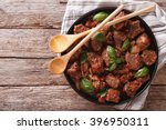 Stifado Beef With Sauce And...