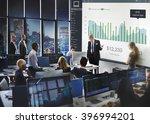 customer marketing sales... | Shutterstock . vector #396994201