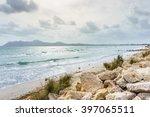 Big Rocks On A Seashore ...