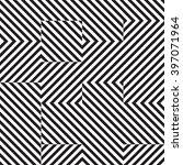 modern pattern. seamless... | Shutterstock .eps vector #397071964