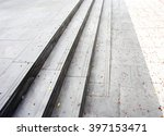 stairs in perspective | Shutterstock . vector #397153471