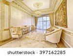 interior living room | Shutterstock . vector #397162285
