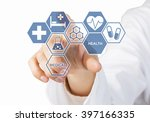 new technologies for life | Shutterstock . vector #397166335