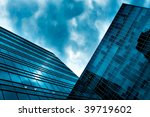 abstract side of business... | Shutterstock . vector #39719602