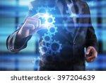 business  internet and...   Shutterstock . vector #397204639