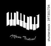 Music Festival Piano Keyboard...