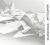abstract digital background.... | Shutterstock . vector #397316959