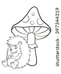 Coloring Pages. Little Cute...