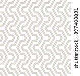 vector seamless pattern. modern ... | Shutterstock .eps vector #397408831