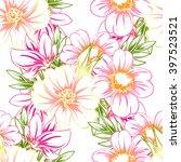abstract elegance seamless... | Shutterstock .eps vector #397523521