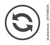 vector icon   activity arrow   Shutterstock .eps vector #397548034