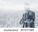 photo of stylish adult... | Shutterstock . vector #397577689