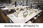 online learning center e... | Shutterstock . vector #397663171