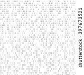 binary code background. vector...   Shutterstock .eps vector #397673521