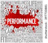 performance word cloud... | Shutterstock .eps vector #397733881