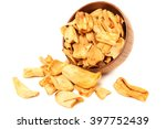 close up of a pile of dried... | Shutterstock . vector #397752439