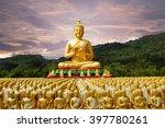Buddha Statue In Buddhism...