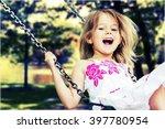 child. | Shutterstock . vector #397780954