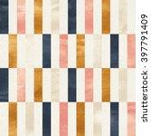seamless geometric pattern on...   Shutterstock . vector #397791409