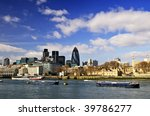 Tower Of London Skyline  View...