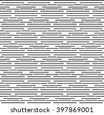 vector seamless pattern.... | Shutterstock .eps vector #397869001