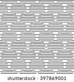 vector seamless pattern.... | Shutterstock .eps vector #397869001