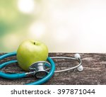 world health day and national... | Shutterstock . vector #397871044