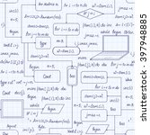 technical vector seamless...   Shutterstock .eps vector #397948885