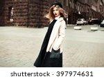 Street Fashion Concept. Vintag...
