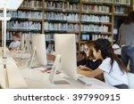 education school student... | Shutterstock . vector #397990915