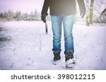 an image of  winter shoes in... | Shutterstock . vector #398012215