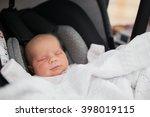 Cute Little Baby Girl Sleeping...