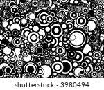 Black And White Circles...