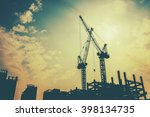 large industrial equipment | Shutterstock . vector #398134735