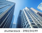 modern building in the city | Shutterstock . vector #398154199