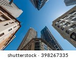 Five Tall Buildings Viewed Fro...