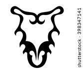 frame  black vector art design...   Shutterstock .eps vector #398347141