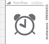 alarm clock | Shutterstock .eps vector #398356315
