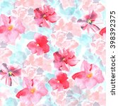 seamless pattern with...   Shutterstock . vector #398392375