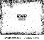 grunge texture background  ... | Shutterstock .eps vector #398397241