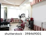 brand new interior of european... | Shutterstock . vector #398469001