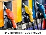 fuel nozzle.   Shutterstock . vector #398475205