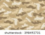 abstract vector military... | Shutterstock .eps vector #398492731